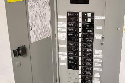 Dedicated Electrical Circuits