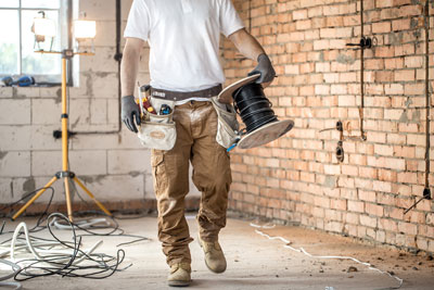 New Construction Electrician